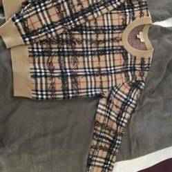 Authentic Burberry Sweater B'd out of Nordstrom's