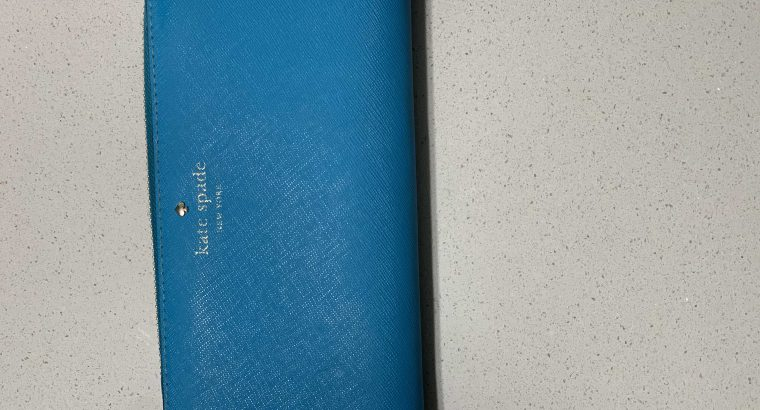 Kate spade New York connie slim leather continental wallet
