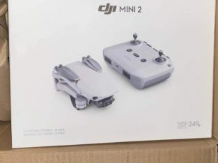 DJI Mini 2 Fly More Combo – Ultralight Foldable Drone, 3-Axis Gimbal with 4K Camera, 12MP Photos, 31 Mins Flight Time,